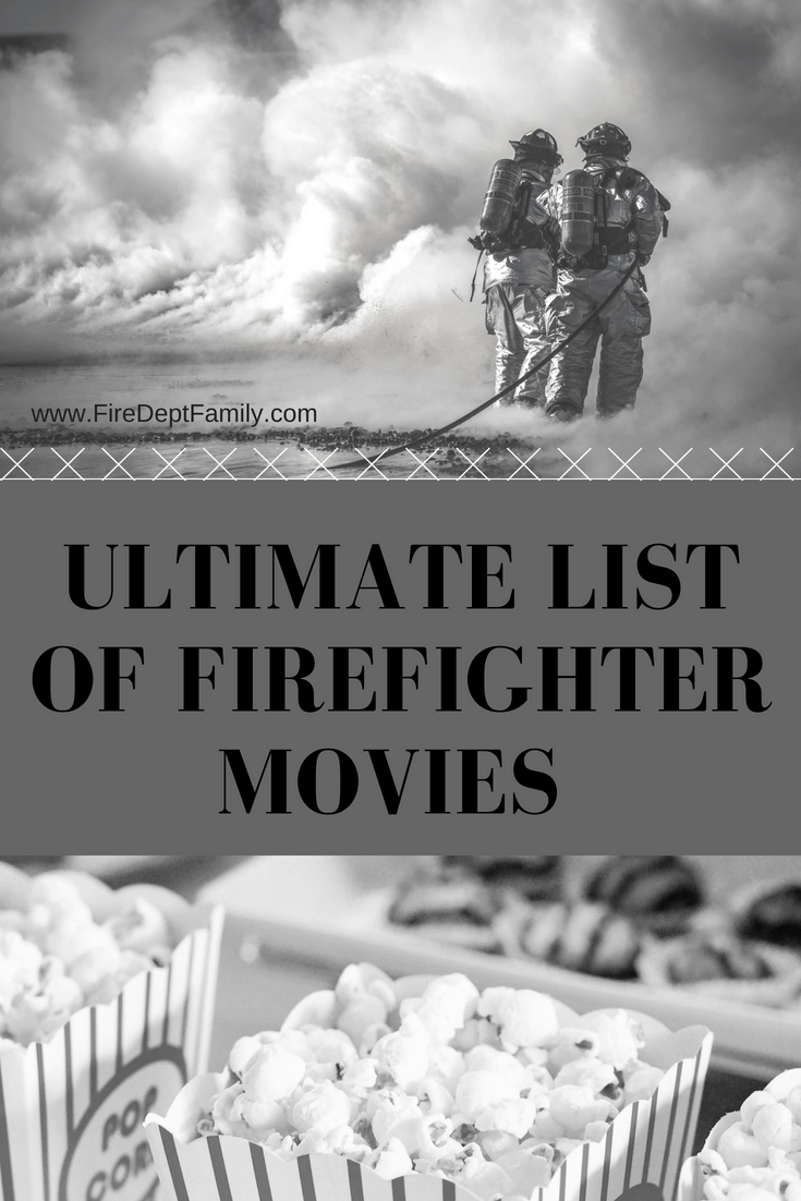 Collection of Firefighter Movies - Fire Dept  Family